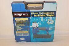 """KINGCRAFT #6962-08  2"""" BRAD NAILER/STAPLER (E15780-5 (R) LOC.ELK)"""