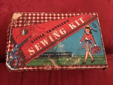 Little Traveler's Sewing Kit Transogram Company, Inc  A