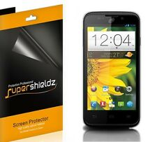 6X Supershieldz HD Clear LCD Screen Protector Shield Guard For ZTE Majesty Z796C