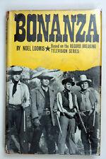 BONANZA by Noel Loomis 1963 1st Hardback