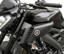 """Yamaha MT 125   """"Verkleidung/Lufthutze links schwarz matt"""""""