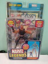 Weapon X Marvel Legends Giant Man Series Sealed Toybiz 2006