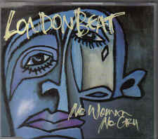 London Beat-No Woman No Cry cd maxi single