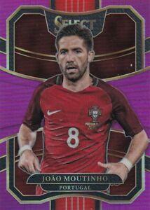 Panini Selezionare 2017 2018 Soccer Calcio Nr. 49 Joao Moutinho Viola #31/125