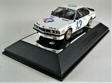 AUTOart 1:43 BMW 635 DTM 1986 Konig #13, white 1 of 50