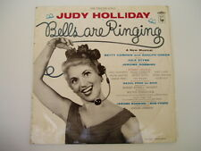 JUDY HOLLIDAY BELLS ARE RINGING - LP Record