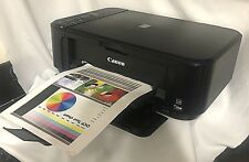 Canon MG3222 WiFi All-In-One Inkjet Printer | Page Ct.1575 | Free Full Ink Cart