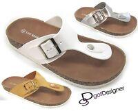 Women Comfort Sandal Thong Flip Flop Slippers Casual Flat Summer Beach Sandals