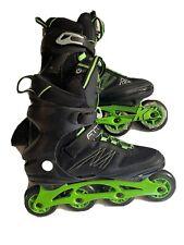 K2 Rollerblades F.I.T. Men's Inline Fitness Skates Fit Pro 84m Size 10. Mint!