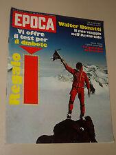 EPOCA=1977/1393=DINO MENEGHIN=LEOPOLDO MASTELLONI=GIULIANO CANEVACCI=PIERA CARLE