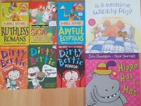 Wholesale Job lot of 10 Mixed Children Books Brand New Free P & P