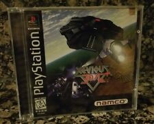 Xevious 3D/G+ PlayStation 1 Namco Brand New Factory Sealed PS1 PS2 2 PS3 3 Rare