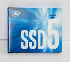 """Intel 545s 256 GB 2.5"""" Internal Solid State Drive - SATA (ssdsc2kw256g8x1)"""