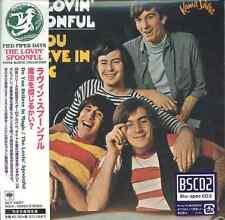 LOVIN' SPOONFUL-DO YOU...-JAPAN MINI LP BLU-SPEC CD2 BONUS TRACK Ltd/Ed E51