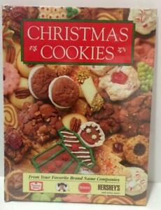 1995 Hardcover Cookbook: Christmas Cookies Sealed/Never Used