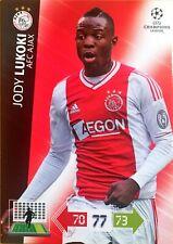 10 Jody Lukoki - UEFA Champions League 2012/2013 - Panini Adrenalyn XL (12)