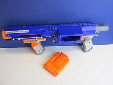 large NERF N STRIKE ELITE RAIDER CS-35 DART GUN clip stock LOT D02