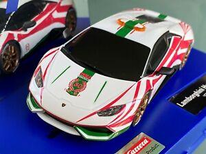 """Carrera Digital 132 30876 20030876 Lamborghini Huracán LP 610-4 """"CEA Safety Car"""""""