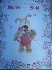 Boofle Mum Mummy MAM Nannie Nana Nan Grandma Gran Wife Mother's Day Card Mum From Son 230 X 150mm