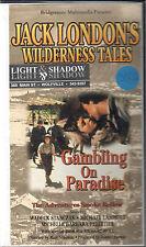 Gambling on Paradise: Wadeck Stanczak, Michael Lamport [VHS TAPE]