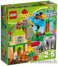 LEGO® DUPLO®: 10804 Dschungel & 0.-€ Versand & OVP & NEU !