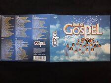 RARE COFFRET 5 CD BEST OF GOSPEL /