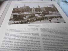 Leipzig Archiv Großstadt 4034 Wehrmachtsausstellung Augustusplatz 1941 Foto