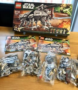 Lego 75019 -  Star Wars Attack Of The Clones AT-TE **Pre-Owned**