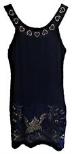 NEW Beautiful All Year Round FREE PEOPLE Embroidered Little Black Dress, sz 4