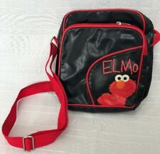 ELMO Children's Shoulder Bag with Strap and Zip 2 Compartments Sesame Street