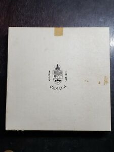 1967 Canadian Seven Coin Proof Set in Original Box
