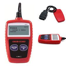 Ms309 Obd2 OBDII EOBD Fault Code Reader Car Diagnostic Scanner Tool^
