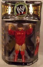WWE WWF Wrestling Classic Superstars Series 5 - Nikolai Volkoff USSR Shirt MISP
