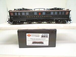 Broadway Limited Ho PRR P5A Box Cab , Paragon DCC sound