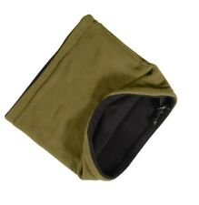 IDF Fleece Neck Warmer 2 in 1 (Black&Olive) – Israeli Army Zahal Winter Clothing