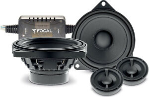 Focal IS BMW100 - 2 way Component speaker for BMW