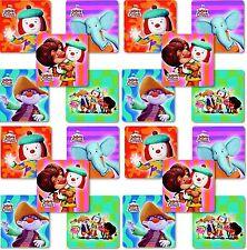 Disney JOJO's JO JO's Circus 20 LARGE Stickers! Skeebo Goliath Dinky