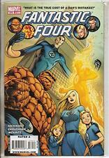 Marvel Comics Fantastic Four Vol 3 #570 October 2009 VF