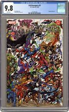 JLA Avengers #3 CGC 9.8 2003 2131801001
