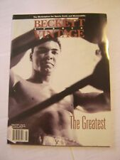 August 1997 Issue #9 Becket Sports Vintage Magazine (GS2-18)