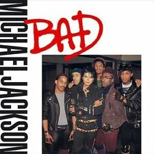 MICHAEL JACKSON BAD - CD/DVD Single / DUAL DISC Numbered LIMITED EDITION 2006