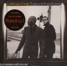 LIGHTHOUSE FAMILY - Postcards From Heaven (UK 10 Track CD Album)