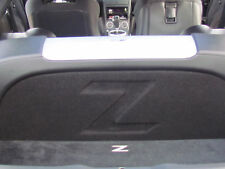 "FRONT FIRE w/ Z LOGO Subwoofer Box for Nissan 350z Coupe, Sub Box 1-10""  Nice!"