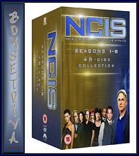 NCIS - COMPLETE SEASON SERIES 1 2 3 4 5 6 7 & 8 **BRAND NEW DVD BOXSET**