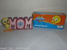 Tweety Bird Looney Tunes Mom Desk Office Figurine Decor Gift for Mother New Box