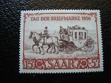SARRE (allemagne) - timbre - yt n° 270 n* (A3) stamp germany