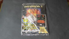 LIVRE FIGURINE MICROMACHINE MOVIE TRADING CARDS GUERRE DES ETOILES T1  STAR WARS