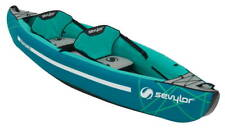 Sevylor Waterton 2 Person inflatable Kayak, River, Sea, Lake - Brand New