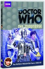 DR WHO 033 (1967) - THE MOONBASE - TV Doctor Patrick Troughton - NEW DVD UK