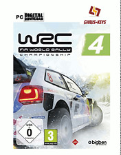 WRC 4 FIA World Rally Championship STEAM KEY PC GAME codice Global [SPEDIZIONE LAMPO]